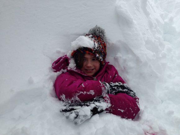 Feb 14, 2014 - big snow part 2